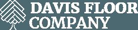 Davis Floor Company Logo (White)